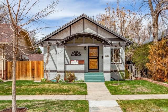 2653 N Elizabeth Street, Denver, CO 80205 (#4404162) :: milehimodern