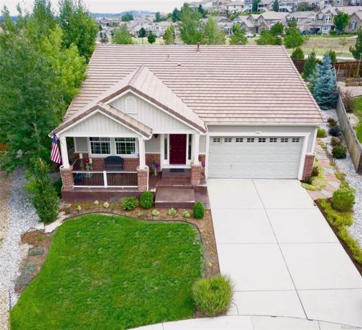 3557 Lemon Court, Castle Rock, CO 80109 (#4404430) :: Briggs American Properties