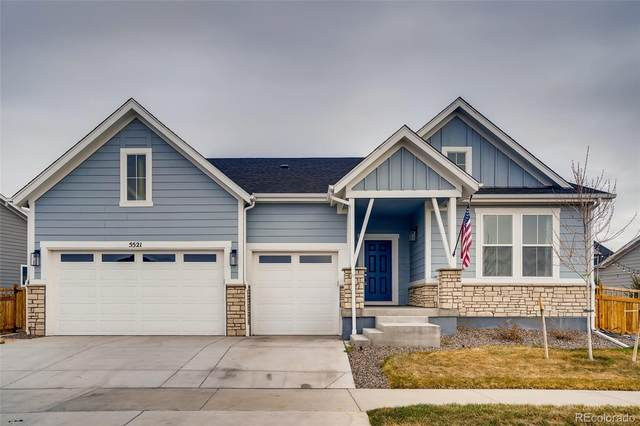 5521 Cherry Blossom Drive, Brighton, CO 80601 (MLS #4404815) :: The Sam Biller Home Team