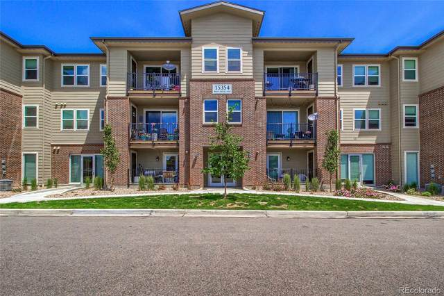 15354 W 64th Lane #302, Arvada, CO 80007 (#4405020) :: James Crocker Team