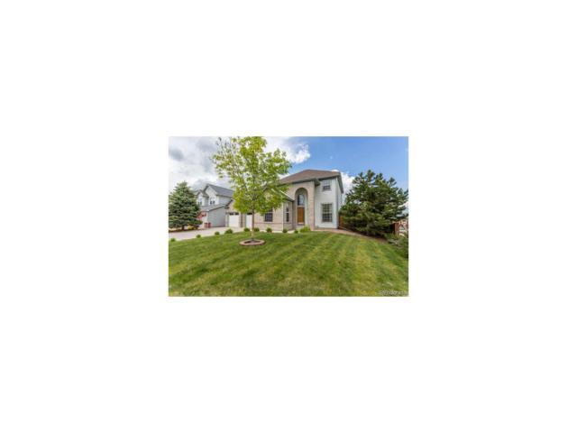 953 Millbrook Circle, Castle Rock, CO 80109 (MLS #4405134) :: 8z Real Estate