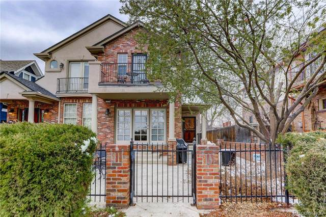 835 S Downing Street, Denver, CO 80209 (#4405456) :: Sultan Newman Group
