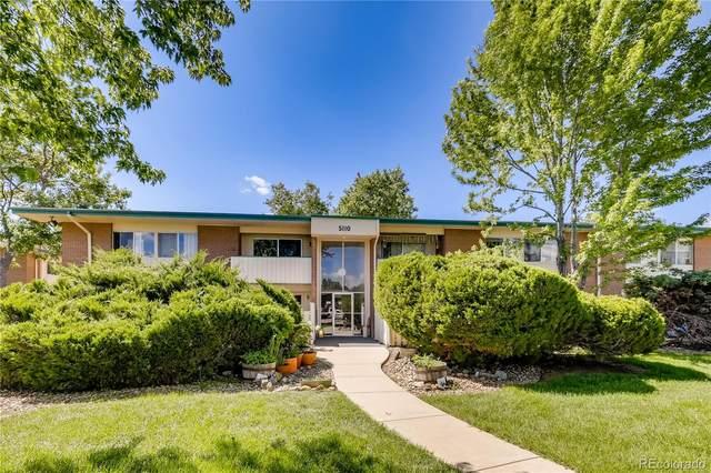 5110 Williams Fork Trail #204, Boulder, CO 80301 (MLS #4405926) :: 8z Real Estate
