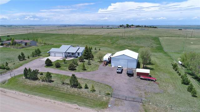 43145 Saddle Horn Drive, Elizabeth, CO 80107 (#4406190) :: The Harling Team @ HomeSmart