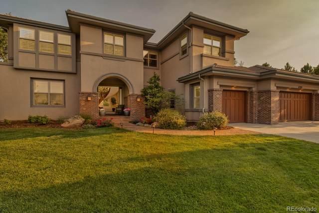 6280 Oxford Peak Place, Castle Rock, CO 80108 (#4406349) :: Venterra Real Estate LLC