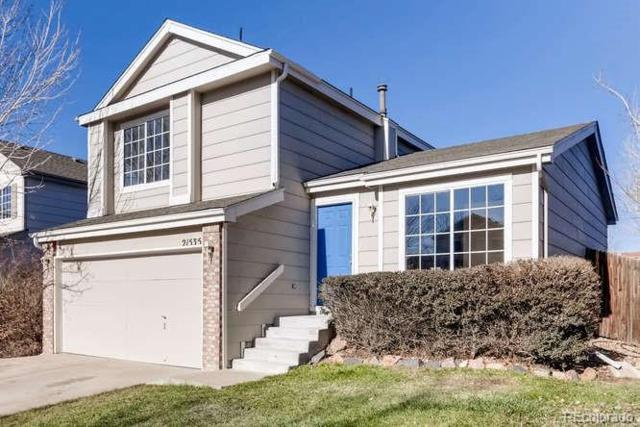 21535 E Crestline Drive, Centennial, CO 80015 (#4406782) :: Colorado Home Finder Realty