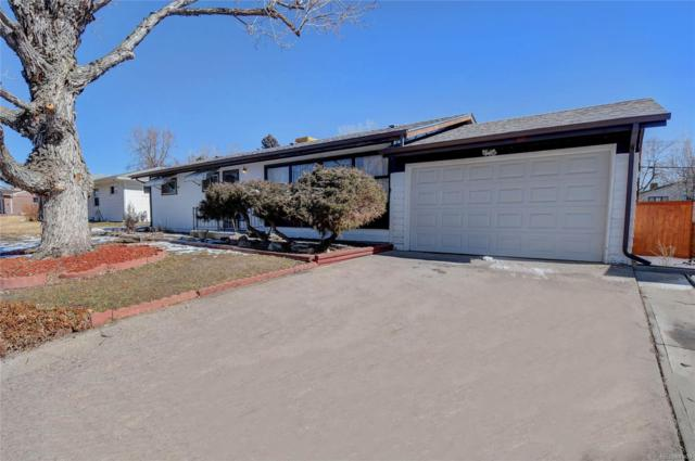 5010 S Galapago Street, Englewood, CO 80110 (#4406936) :: The HomeSmiths Team - Keller Williams