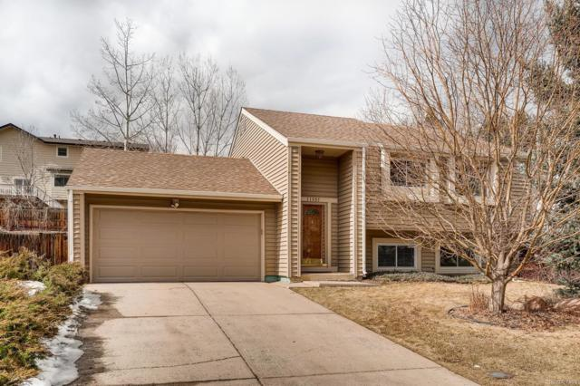 11937 W Bowles Circle, Littleton, CO 80127 (#4407258) :: The DeGrood Team