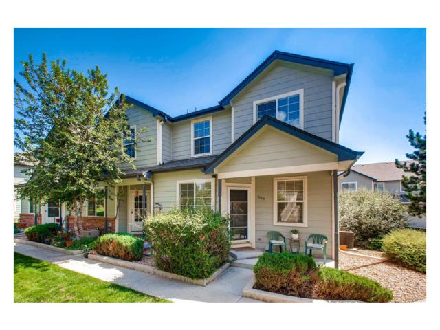663 S Depew Street, Lakewood, CO 80226 (#4407707) :: Ford and Associates