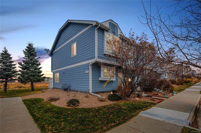 5854 Biscay Street A, Denver, CO 80249 (MLS #4407862) :: 8z Real Estate