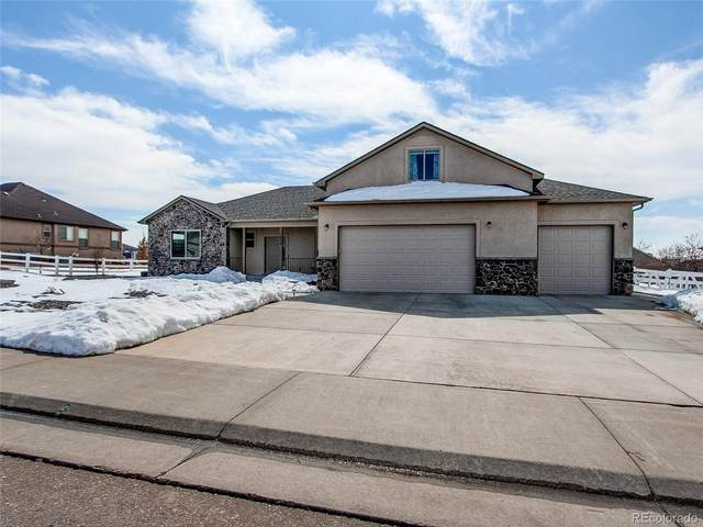 1654 Silverado Lane, Fort Lupton, CO 80621 (MLS #4407864) :: Wheelhouse Realty