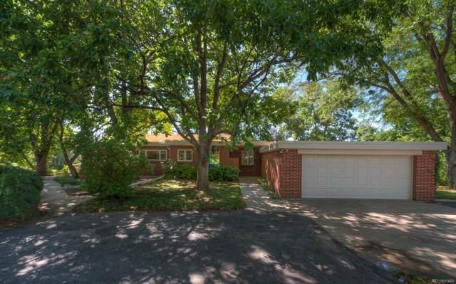 1722 Crestridge Drive, Greenwood Village, CO 80121 (MLS #4408130) :: 8z Real Estate