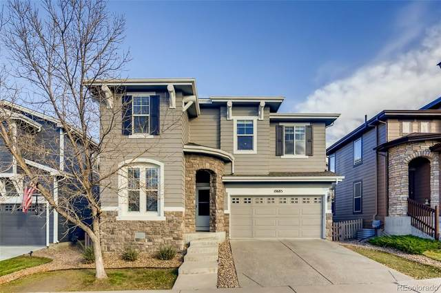 10685 Jewelberry Circle, Highlands Ranch, CO 80130 (MLS #4408210) :: 8z Real Estate