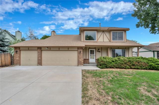 13760 W 67th Circle, Arvada, CO 80004 (#4408256) :: The Griffith Home Team