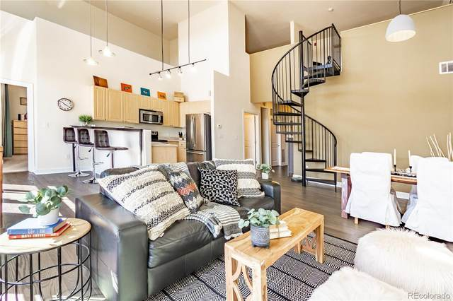 5677 Park Place #301, Greenwood Village, CO 80111 (#4408358) :: The Gilbert Group