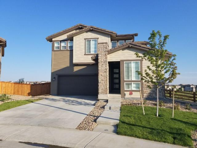 14367 Big Stone Drive, Parker, CO 80134 (MLS #4408536) :: 8z Real Estate