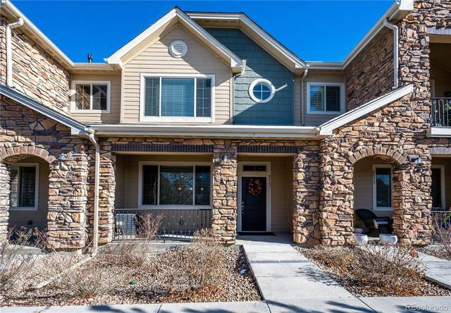 8163 S Yosemite Court, Centennial, CO 80112 (#4408864) :: Mile High Luxury Real Estate