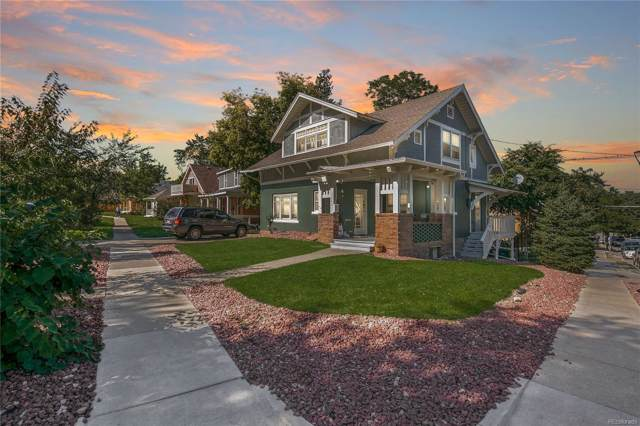1041 Grandview Avenue, Boulder, CO 80302 (#4408923) :: The DeGrood Team