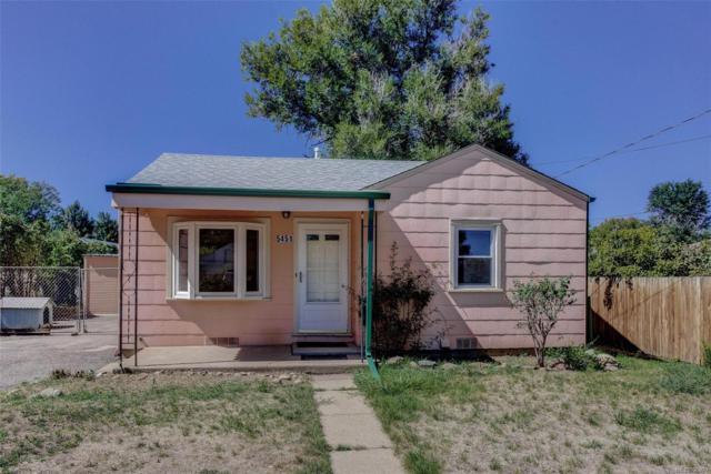 5451 Julian Street, Denver, CO 80221 (#4409047) :: The Peak Properties Group