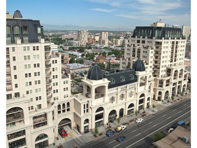 925 Lincoln Street 8H-S, Denver, CO 80203 (MLS #4409165) :: 8z Real Estate