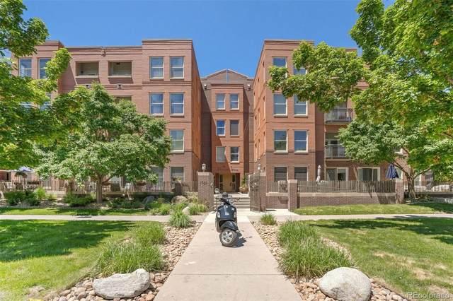 1631 N Emerson Street #313, Denver, CO 80218 (#4409301) :: The Griffith Home Team