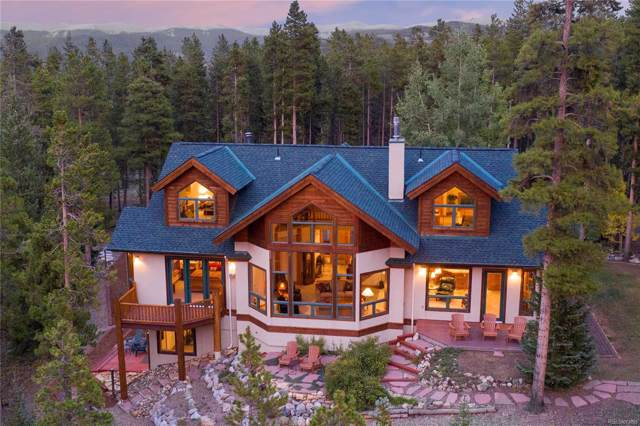 5393 Barton Road, Breckenridge, CO 80424 (MLS #4409483) :: Colorado Real Estate : The Space Agency