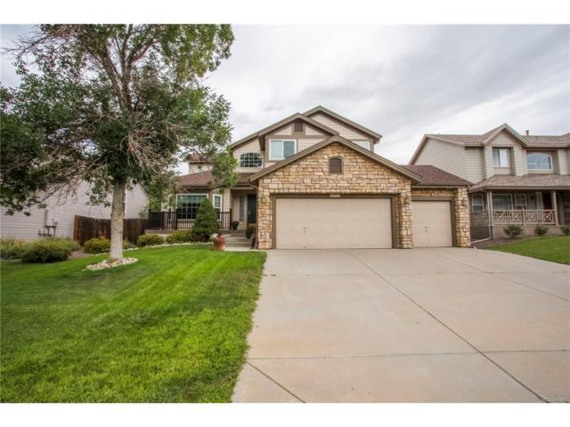 18937 E Saratoga Circle, Aurora, CO 80015 (MLS #4409932) :: 8z Real Estate
