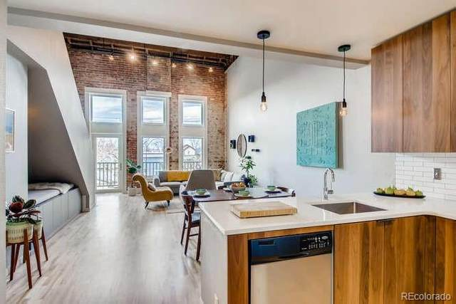 2711 Welton Street #202, Denver, CO 80205 (#4410512) :: The Artisan Group at Keller Williams Premier Realty