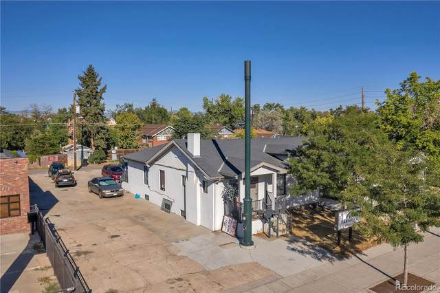 2525 S Broadway, Denver, CO 80210 (#4410691) :: Stephanie Fryncko | Keller Williams Integrity