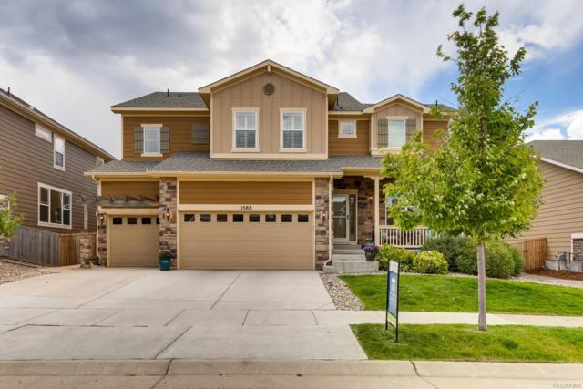 1588 Hickory Drive, Erie, CO 80516 (#4410695) :: Ben Kinney Real Estate Team