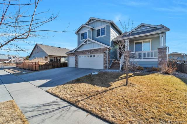 192 Bristlecone Street, Brighton, CO 80601 (#4410740) :: The Harling Team @ HomeSmart