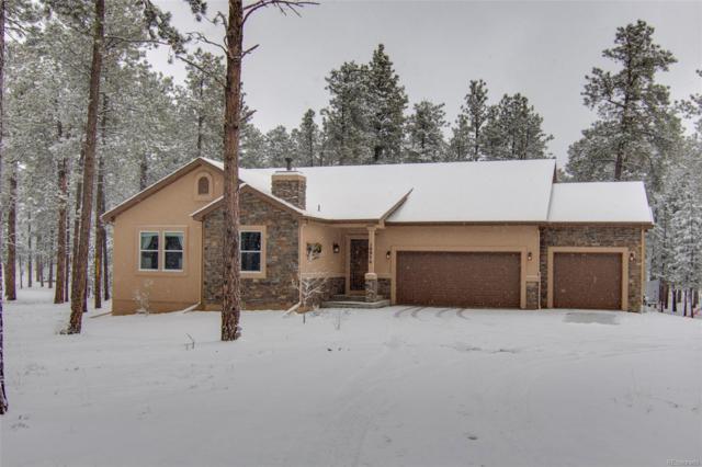 10956 Silver Mountain Point, Colorado Springs, CO 80908 (MLS #4410770) :: Keller Williams Realty