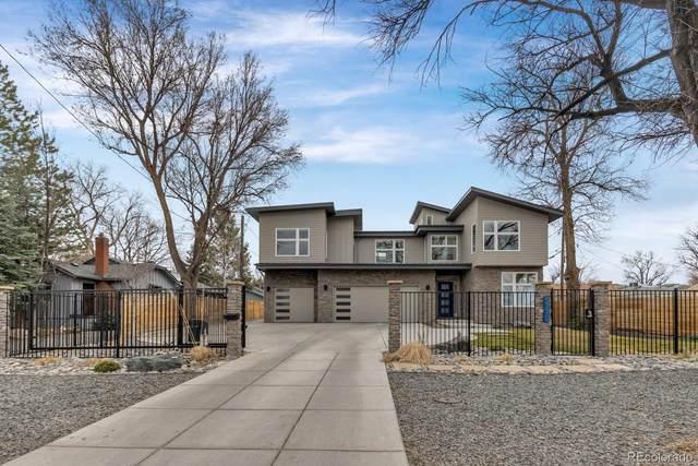 5770 W 41st Avenue, Wheat Ridge, CO 80212 (#4410904) :: Mile High Luxury Real Estate