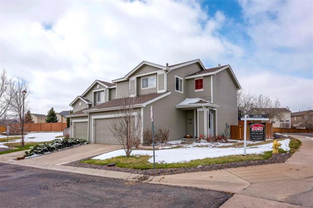 21904 E Crestline Lane, Aurora, CO 80015 (#4410999) :: Mile High Luxury Real Estate