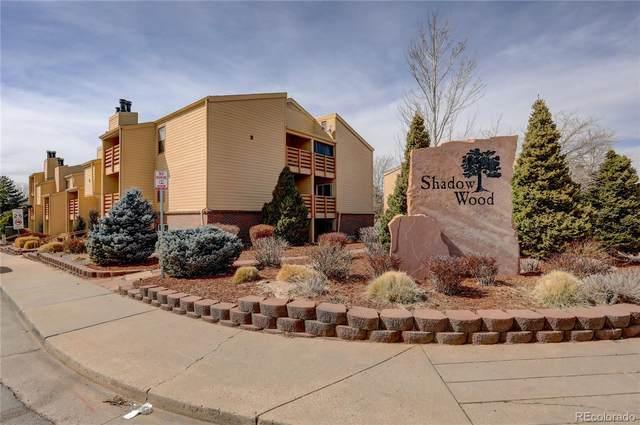 7665 E Eastman Avenue B308, Denver, CO 80231 (#4411032) :: The Griffith Home Team