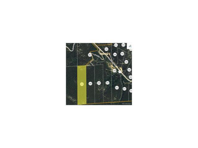 0 Black Gulch, Golden, CO 80403 (MLS #4411340) :: 8z Real Estate
