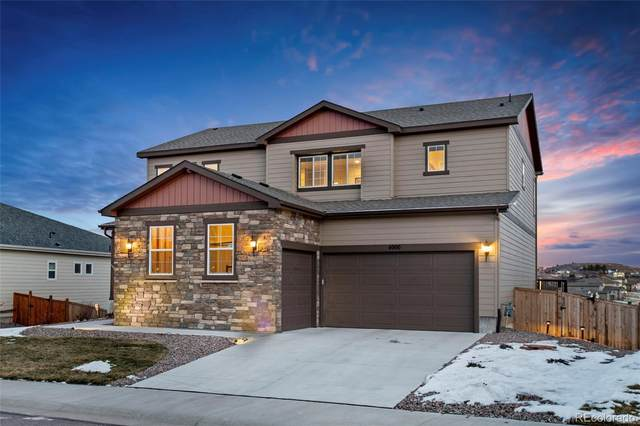 4000 Spanish Oaks Court, Castle Rock, CO 80108 (#4411395) :: Chateaux Realty Group