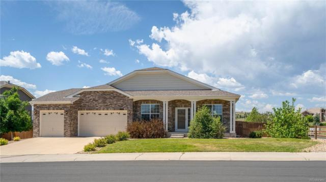 546 Cinnabar Lane, Castle Rock, CO 80108 (#4411703) :: The Peak Properties Group