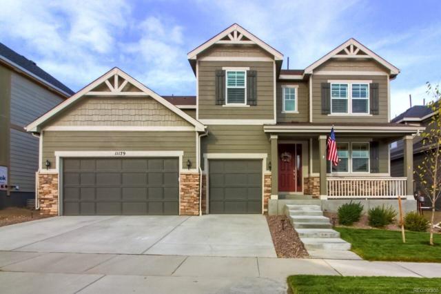 11179 Ledges Road, Parker, CO 80134 (#4411941) :: Bring Home Denver