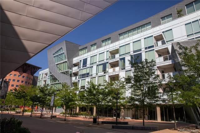 1200 Acoma Street #205, Denver, CO 80204 (#4412459) :: Kimberly Austin Properties