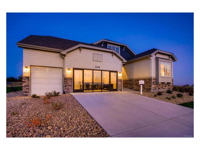 5159 Chantry Drive, Windsor, CO 80550 (#4412668) :: The Peak Properties Group