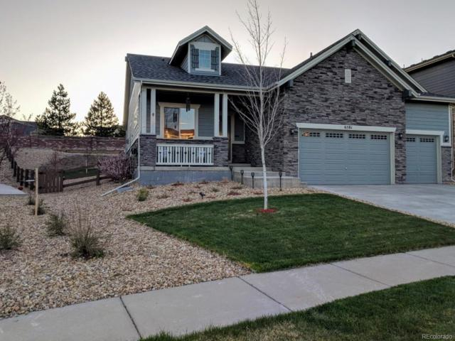 6581 S Queensburg Court, Aurora, CO 80016 (#4413085) :: The Galo Garrido Group