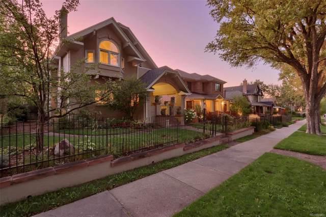 685 S Williams Street, Denver, CO 80209 (#4413150) :: milehimodern