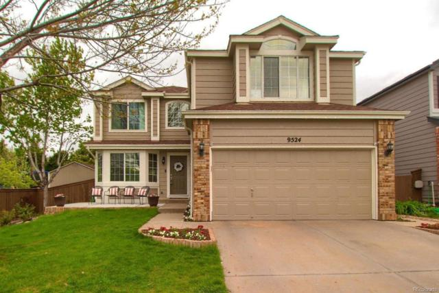 9524 Golden Eagle Place, Highlands Ranch, CO 80129 (#4413151) :: House Hunters Colorado