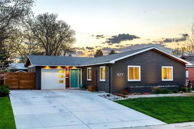 1577 S Fairfax Street, Denver, CO 80222 (#4413531) :: Mile High Luxury Real Estate