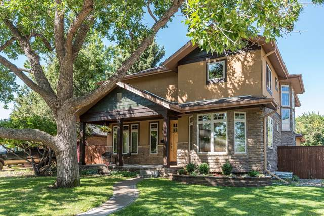 1165 S Jackson Street, Denver, CO 80210 (#4413882) :: Bring Home Denver with Keller Williams Downtown Realty LLC