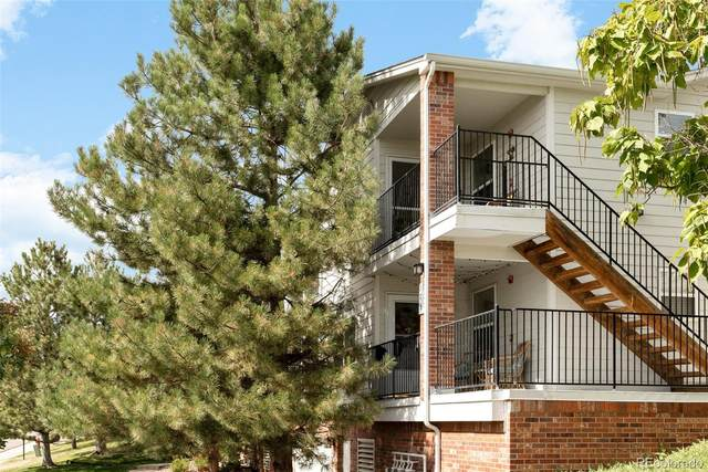 1675 S Cole Street C8, Lakewood, CO 80228 (MLS #4414060) :: Bliss Realty Group
