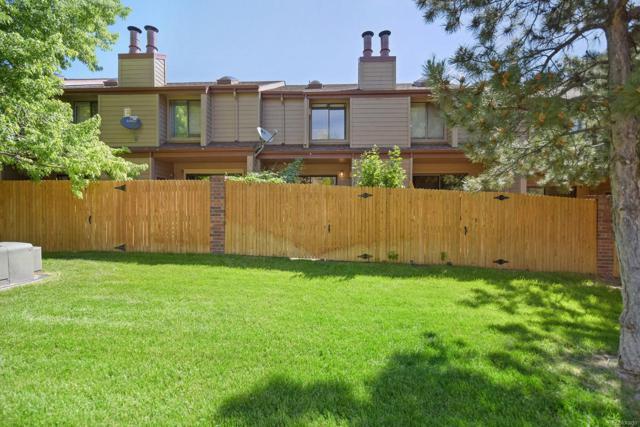 322 Wright Street #104, Lakewood, CO 80228 (#4414179) :: The Dixon Group