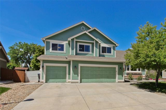 1421 Clemson Drive, Longmont, CO 80501 (#4414912) :: Bring Home Denver with Keller Williams Downtown Realty LLC