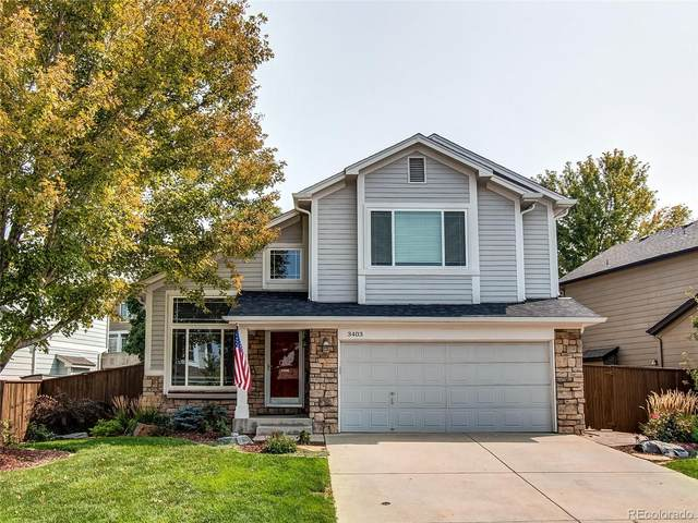 3403 White Oak Street, Highlands Ranch, CO 80129 (#4415263) :: Stephanie Fryncko | Keller Williams Integrity